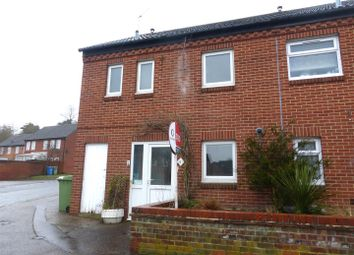 Thumbnail 4 bedroom terraced house to rent in Donchurch Close, Norwich