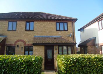 Thumbnail 1 bedroom town house for sale in Shamrock Close, Walnut Tree, Milton Keynes