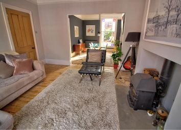 Thumbnail 4 bedroom terraced house for sale in Daneshill Road, Leicester