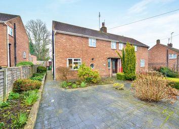 Thumbnail 3 bedroom semi-detached house for sale in Parkway, Bow Brickhill, Milton Keynes, Buckinghamshire