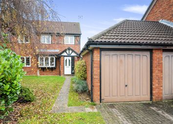 Thumbnail 3 bed semi-detached house for sale in Lingfield Close, Chippenham
