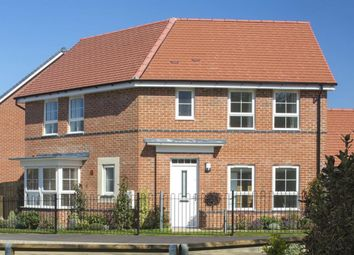 "Thumbnail 3 bed semi-detached house for sale in ""Faringdon"" at Peveril Street, Barton Seagrave, Kettering"