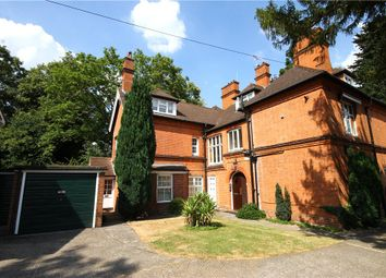 Thumbnail 1 bed flat for sale in Middle Hill, Englefield Green, Surrey