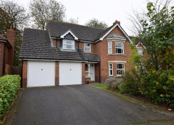 Thumbnail 4 bed detached house for sale in Suthern Close, Oakham
