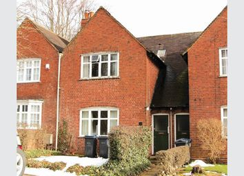 Thumbnail 2 bed terraced house for sale in 16 North Gate, Harborne, West Midlands