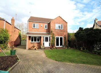 Thumbnail 4 bed detached house for sale in The Paddocks, Great North Road, Darrington, Pontefract