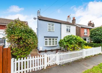 Thumbnail 2 bed semi-detached house for sale in Windsor Road, Crowborough