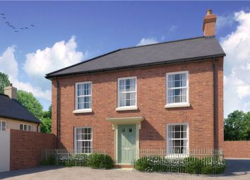 Thumbnail 3 bed detached house for sale in (3 Francis Mews), Hogshill Street, Beaminster, Dorset