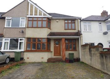 Thumbnail 5 bed property to rent in Shirley Avenue, Bexley, Kent