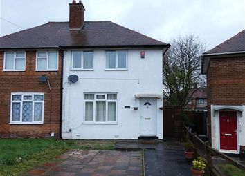 Thumbnail 2 bed semi-detached house for sale in The Riddings, Stechford, Birmingham