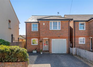Thumbnail 4 bed detached house for sale in Heath Road, St. Albans, Hertfordshire