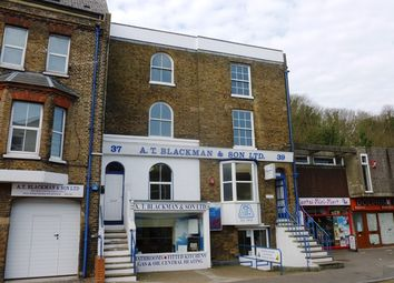Thumbnail Flat to rent in High Street, Dover