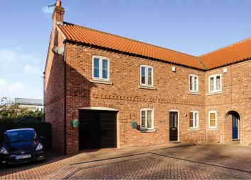 Thumbnail 3 bed end terrace house for sale in Waverley Court, Thorne, Doncaster