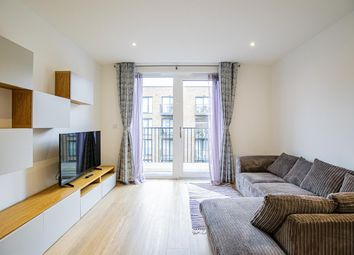 Thumbnail 3 bed flat to rent in Endeavour House, Ashton Reach, London