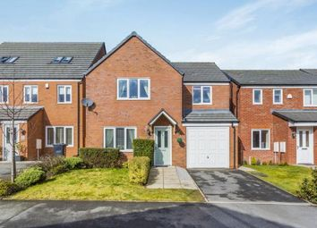 Thumbnail 4 bedroom detached house for sale in Greylag Gate, Newcastle, Staffordshire