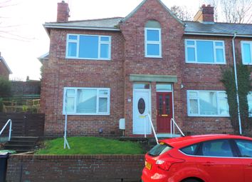 Thumbnail 3 bed flat to rent in Oak Avenue, Dunston, Gateshead