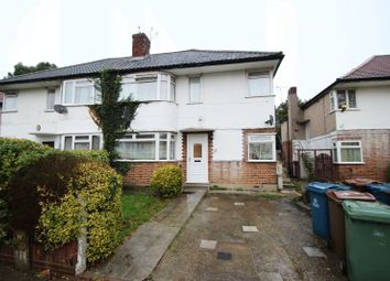 Thumbnail 2 bed flat for sale in Shaftesbury Avenue, South Harrow, Harrow