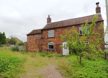 Thumbnail 3 bed cottage for sale in High Street, Blyton, Gainsborough
