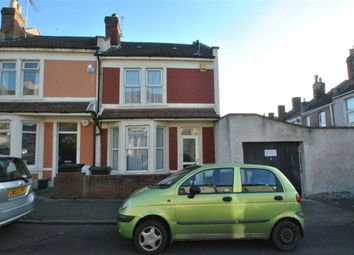 Thumbnail 2 bedroom end terrace house for sale in Sandbach Road, Brislington, Bristol