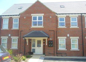 Thumbnail 2 bedroom flat to rent in Sanderson Close, Ella Street, Hull