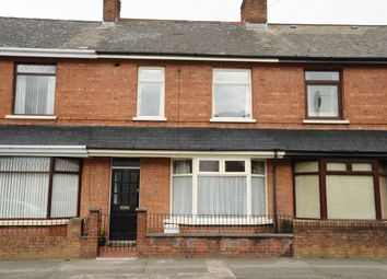 Thumbnail 3 bed terraced house for sale in Ravenhill Avenue, Ravenhill, Belfast