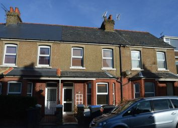 3 bed terraced house for sale in Glebe Road, Margate CT9