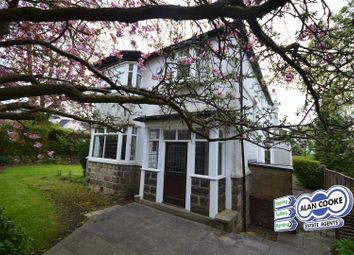 Thumbnail 4 bed detached house for sale in Harrogate Road, Alwoodley, Leeds