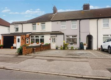 Thumbnail 3 bed terraced house for sale in Cedar Road, Dartford