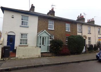 Thumbnail 2 bed terraced house to rent in Moulsham Street, Chelmsford