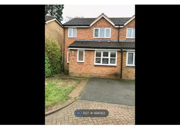 Thumbnail 3 bed semi-detached house to rent in Dunnymans Road, Banstead