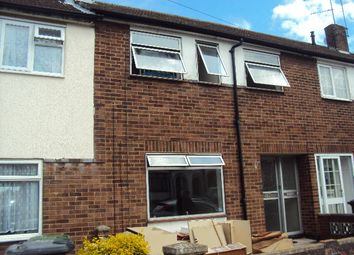 Thumbnail 3 bed terraced house to rent in Shelley Road, Luton