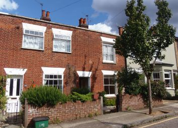 Thumbnail 2 bedroom terraced house to rent in Roman Road, Colchester