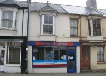 Thumbnail Commercial property for sale in 62, Trelowarren Street, Camborne