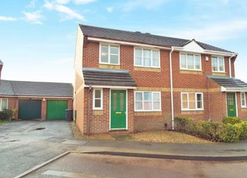 Thumbnail 3 bed semi-detached house for sale in Watch Elm Close, Bradley Stoke, Bristol
