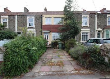 Thumbnail 3 bedroom terraced house for sale in Richmond Road, Mangotsfield, Bristol