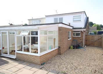 Thumbnail 3 bedroom semi-detached house for sale in Springfield Road, Lower Somersham, Ipswich, Suffolk