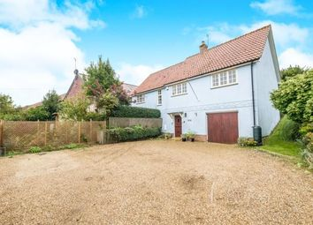 Thumbnail 3 bed detached house for sale in Chediston Street, Halesworth