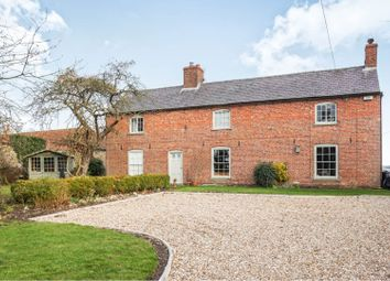 Thumbnail 4 bed detached house for sale in Station Road, South Willingham