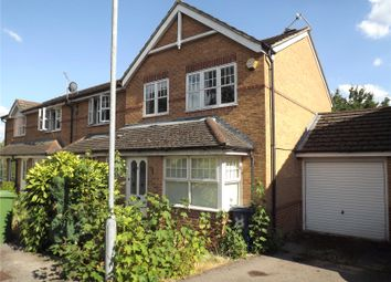 Thumbnail 3 bed end terrace house for sale in Kiln Croft Close, Marlow, Buckinghamshire