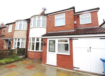 Thumbnail 4 bedroom semi-detached house for sale in Cranleigh Drive, Cheadle, Greater Manchester