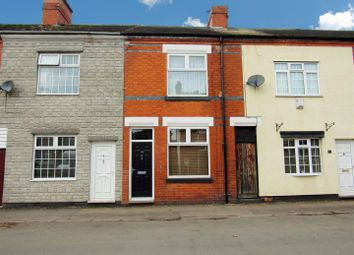 Thumbnail 2 bed terraced house for sale in Portland Street, Cosby, Leicester