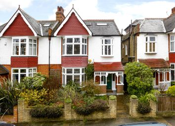 Thumbnail 5 bed semi-detached house for sale in Kenilworth Avenue, Wimbledon