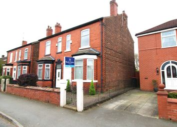 Thumbnail 4 bedroom semi-detached house for sale in Peel Green Road, Eccles, Manchester