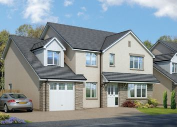 Thumbnail 5 bed detached house for sale in The Torridon Rigghouse Road, Whitburn, West Lothian
