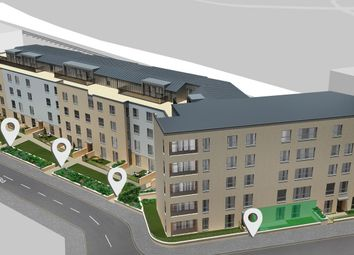 Thumbnail 2 bedroom flat for sale in Plot 37, Marionville Road, Edinburgh