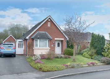 Thumbnail 3 bed detached bungalow for sale in Glenfield Close, Crabbs Cross, Redditch