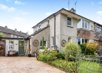 Thumbnail 3 bedroom semi-detached house for sale in Polmeere Road, Penzance