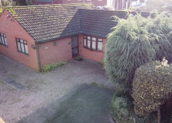 Thumbnail 3 bed detached bungalow for sale in Coleshill Street, Fazeley, Tamworth