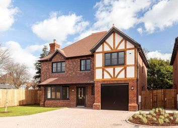Thumbnail 4 bed detached house for sale in Pomarium Close, Gravesend, Kent