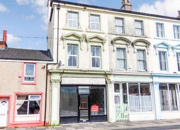 Thumbnail Retail premises for sale in 13 High Street, Cleator Moor, Cumbria
